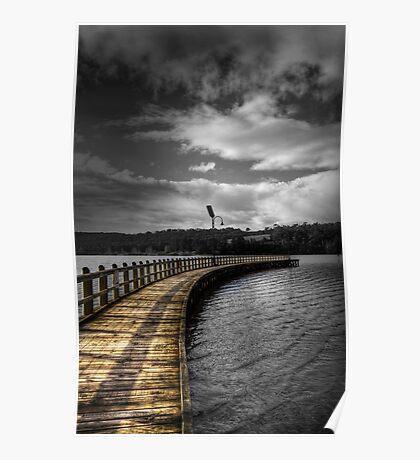Lake Narracan Poster
