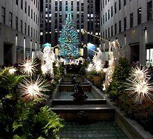 Christmas in New York by chrstnes73