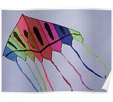kite in the sky Poster