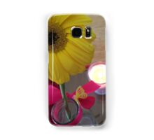 Butterfly Flower Samsung Galaxy Case/Skin