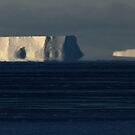 Iceberg Mirage by Doug Thost