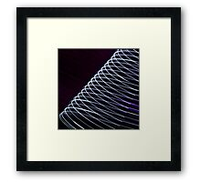 Dizzy Grape Framed Print