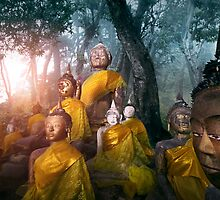 Valley of the Buddhas  by Ben Ryan