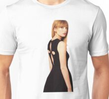 Taylor Swift in Casual Unisex T-Shirt