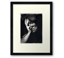 Chris 2 Framed Print