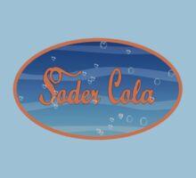 Soder Cola Logo One Piece - Short Sleeve