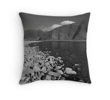Lhasa River Throw Pillow