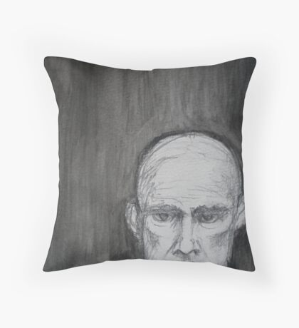 Apocalypse Now  ...the horror...the horror Throw Pillow