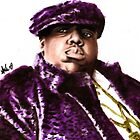 Notorious B.I.G. by jonathanlove