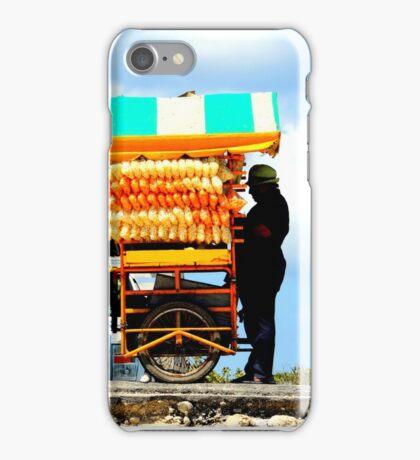 Snack Vendor iPhone Case/Skin