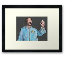 Doug - Angel S2E17 Framed Print