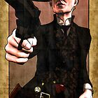 Young Doc Holliday by jonathanlove