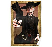Young Doc Holliday Poster