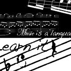 Music is a Language by EliMcD