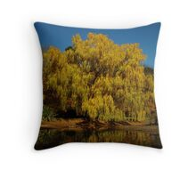 WILLOW REFLECTIONS Throw Pillow