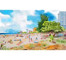 Alambique Beach, Isla Verde, P R  Photographic Print