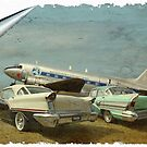 Aviation of the Past by Steven  Agius