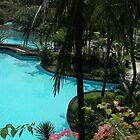 Aptly named - Laguna Hotel, Nusa Dua, Bali by chijude