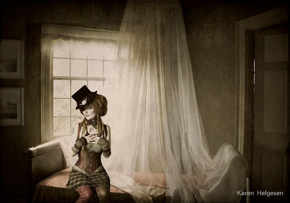 Rag Doll.. by Karen  Helgesen