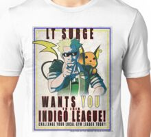 Lt. Surge Wants You! Unisex T-Shirt
