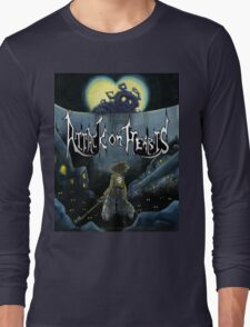 Attack on Hearts Long Sleeve T-Shirt