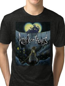 Attack on Hearts Tri-blend T-Shirt