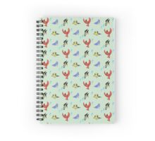 Song Birds Spiral Notebook