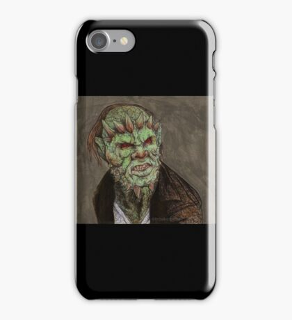 Through the Looking Glass - Angel S2E21 iPhone Case/Skin