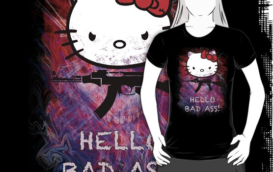 Hello Bad Ass by Randall Robinson