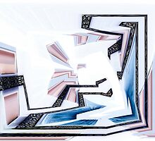 Fendi Abstract by Ellie  Kahana