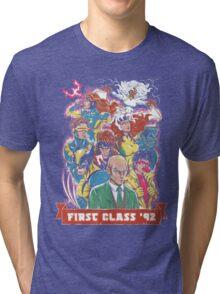FIRST CLASS 92 Tri-blend T-Shirt