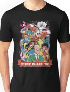 FIRST CLASS 92 Unisex T-Shirt
