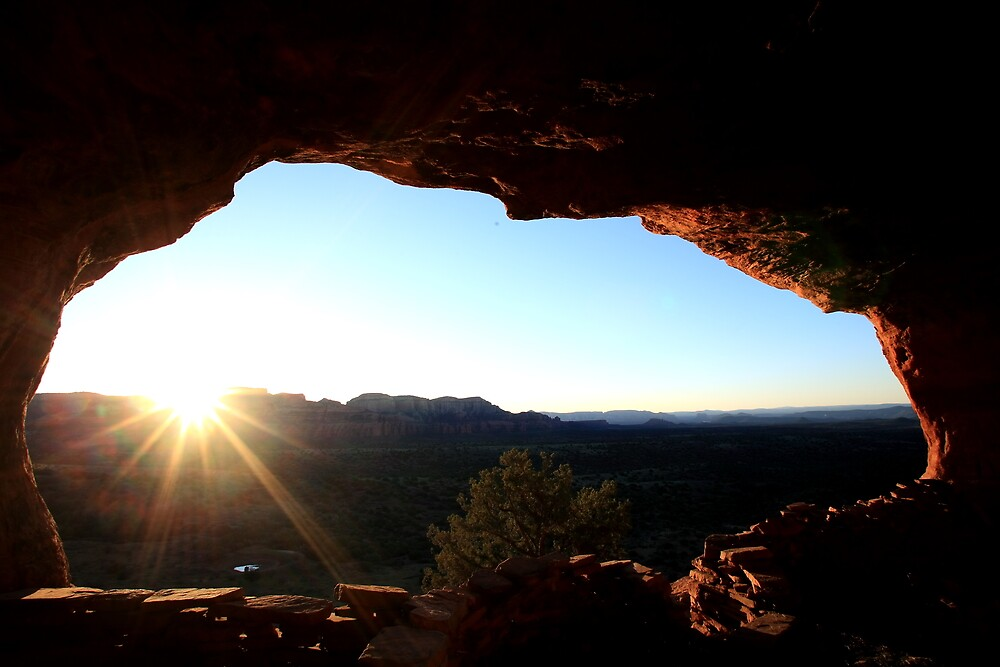 Sunrise at Thieves Den II by jbiller