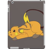 Cute Raichu iPad Case/Skin