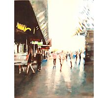 Broadway Sydney Australia Photographic Print