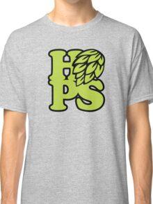 Craft Beer HOPS! Classic T-Shirt