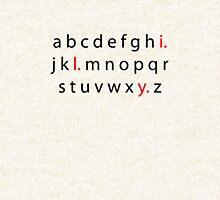 Alphabet Love Hoodie