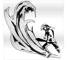 Link's Tsunami Poster