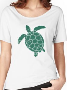 Turtle Turtle! Women's Relaxed Fit T-Shirt