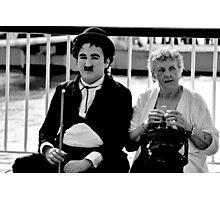 ~The Odd Couple~ Photographic Print