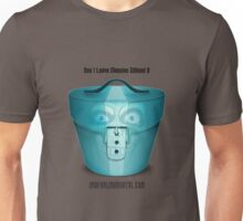 Hat Box, Don't Leave Mansion Without It. By Topher Adam Unisex T-Shirt