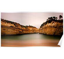 Loch Ard Gorge - Victoria - Australia Poster