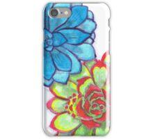 Watercolor Succulents iPhone Case/Skin