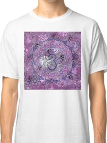 Seventh Chakra Mandala Classic T-Shirt
