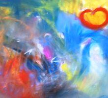 Love amongst Chaos by Joe Bazerque