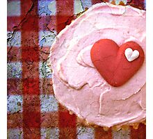 For the love of cupcakes Photographic Print