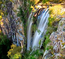 above the falls by michelle mcclintock