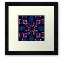 Ghosts From The Void Framed Print