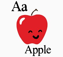 Aa is for Apple Unisex T-Shirt