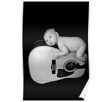 New Guitarist Poster